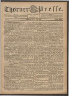 Thorner Presse 1899, Jg. XVII, Nr. 94 + Beilage