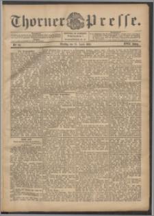 Thorner Presse 1899, Jg. XVII, Nr. 96 + Beilage