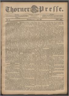 Thorner Presse 1899, Jg. XVII, Nr. 98 + Beilage, Beilagenwerbung