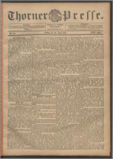 Thorner Presse 1899, Jg. XVII, Nr. 99 + Beilage