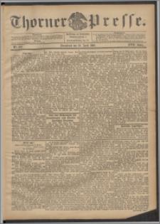 Thorner Presse 1899, Jg. XVII, Nr. 100 + Beilage, Beilagenwerbung