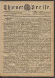Thorner Presse 1899, Jg. XVII, Nr. 102 + Beilage