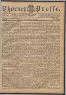 Thorner Presse 1899, Jg. XVII, Nr. 103 + Beilage