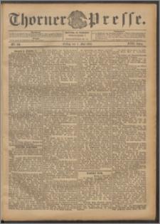Thorner Presse 1899, Jg. XVII, Nr. 105 + Beilage, Beilagenwerbung