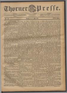 Thorner Presse 1899, Jg. XVII, Nr. 108 + Beilage