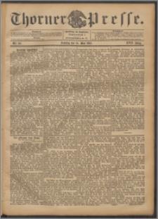 Thorner Presse 1899, Jg. XVII, Nr. 112 + 1. Beilage, 2. Beilage