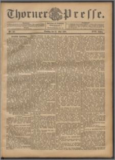 Thorner Presse 1899, Jg. XVII, Nr. 113 + Beilage