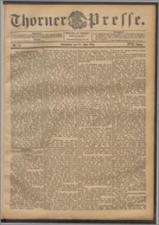 Thorner Presse 1899, Jg. XVII, Nr. 117 + Beilage