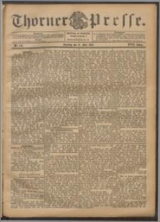 Thorner Presse 1899, Jg. XVII, Nr. 118 + 1. Beilage, 2. Beilage