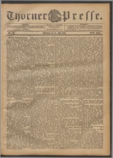 Thorner Presse 1899, Jg. XVII, Nr. 119 + Beilage