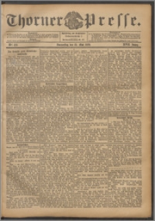 Thorner Presse 1899, Jg. XVII, Nr. 120 + Beilage, Beilagenwerbung