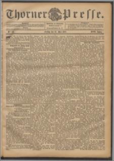 Thorner Presse 1899, Jg. XVII, Nr. 121 + Beilage