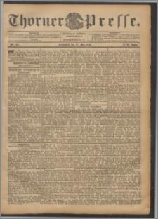 Thorner Presse 1899, Jg. XVII, Nr. 122 + Beilage, Extrablatt, Bielagenwerbung