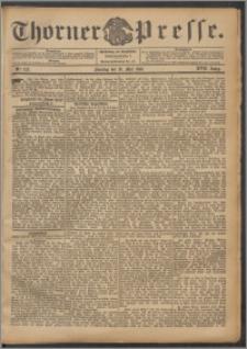 Thorner Presse 1899, Jg. XVII, Nr. 123 + 1. Beilage, 2. Beilage