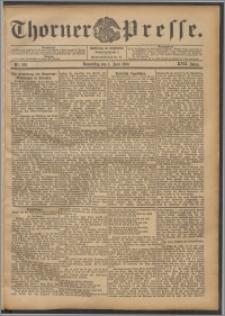 Thorner Presse 1899, Jg. XVII, Nr. 126 + Beilage