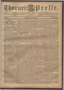 Thorner Presse 1899, Jg. XVII, Nr. 129 + 1. Beilage, 2. Beilage