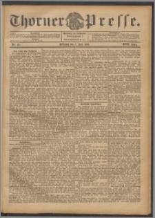 Thorner Presse 1899, Jg. XVII, Nr. 131 + Beilage