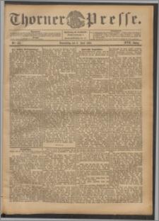 Thorner Presse 1899, Jg. XVII, Nr. 132 + Beilage