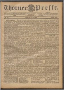 Thorner Presse 1899, Jg. XVII, Nr. 133 + Beilage