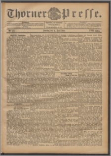 Thorner Presse 1899, Jg. XVII, Nr. 135 + 1. Beilage, 2. Beilage