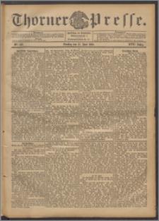 Thorner Presse 1899, Jg. XVII, Nr. 136 + Beilage