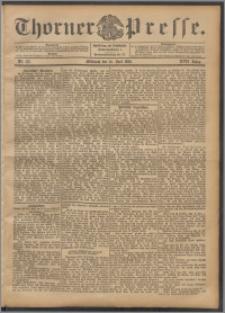 Thorner Presse 1899, Jg. XVII, Nr. 137 + Beilage
