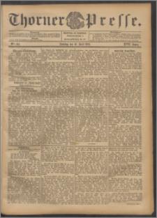 Thorner Presse 1899, Jg. XVII, Nr. 141 + 1. Beilage, 2. Beilage