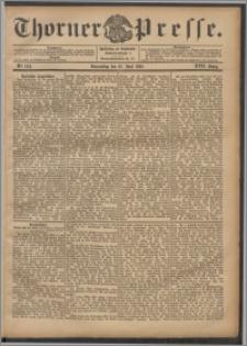 Thorner Presse 1899, Jg. XVII, Nr. 144 + Beilage