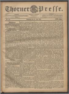 Thorner Presse 1899, Jg. XVII, Nr. 150 + Beilage