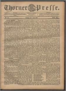 Thorner Presse 1899, Jg. XVII, Nr. 153 + Beilage
