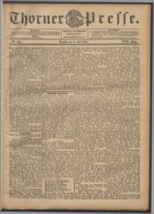 Thorner Presse 1899, Jg. XVII, Nr. 154 + Beilage, Beilagenwerbung