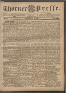 Thorner Presse 1899, Jg. XVII, Nr. 156 + Beilage