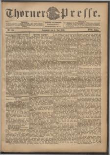 Thorner Presse 1899, Jg. XVII, Nr. 158 + Beilage