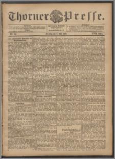 Thorner Presse 1899, Jg. XVII, Nr. 159 + 1. Beilage, 2. Beilage
