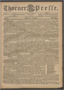 Thorner Presse 1899, Jg. XVII, Nr. 160 + Beilage, Beilagenwerbung