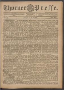 Thorner Presse 1899, Jg. XVII, Nr. 162 + Beilage