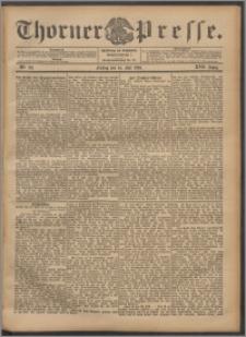 Thorner Presse 1899, Jg. XVII, Nr. 163 + Beilage