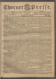Thorner Presse 1899, Jg. XVII, Nr. 164 + Beilage