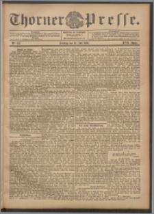 Thorner Presse 1899, Jg. XVII, Nr. 165 + 1. Beilage, 2. Beilage