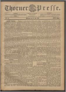 Thorner Presse 1899, Jg. XVII, Nr. 167 + Beilage, Beilagenwerbung