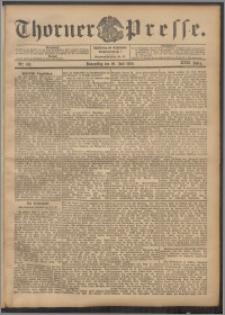 Thorner Presse 1899, Jg. XVII, Nr. 168 + Beilage