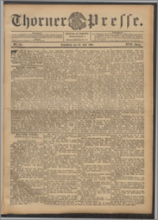 Thorner Presse 1899, Jg. XVII, Nr. 170 + Beilage