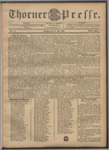 Thorner Presse 1899, Jg. XVII, Nr. 171 + Beilage