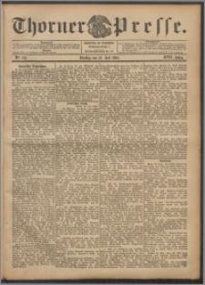 Thorner Presse 1899, Jg. XVII, Nr. 172 + Beilage