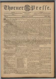 Thorner Presse 1899, Jg. XVII, Nr. 173 + Beilage