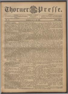Thorner Presse 1899, Jg. XVII, Nr. 176 + Beilage
