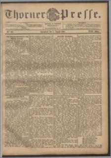 Thorner Presse 1899, Jg. XVII, Nr. 182 + Beilage