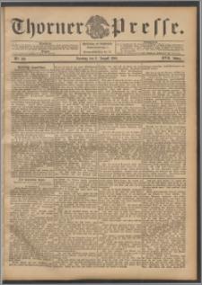 Thorner Presse 1899, Jg. XVII, Nr. 183 + Beilage