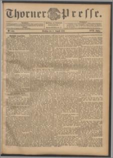 Thorner Presse 1899, Jg. XVII, Nr. 184 + Beilage
