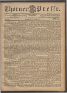 Thorner Presse 1899, Jg. XVII, Nr. 186 + Beilage